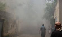 أم الفحم: اندلاع حريق في بيت مأهول