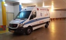 أبو سنان: إصابة شابة إثر سقوطها من علو
