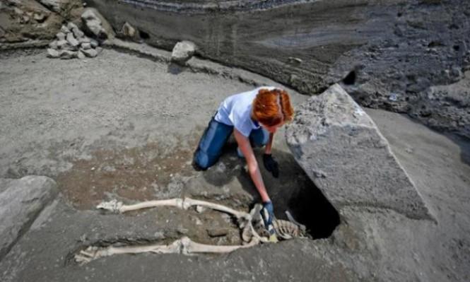 آثار المأساة الإيطاليّة: اكتشافٌ جديد لهيكل عظميّ يروي قصّة صاحبه