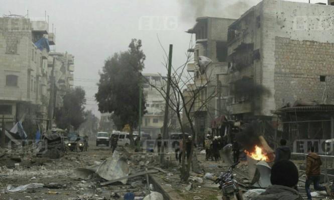 قتلى بانفجار دراجة نارية مفخخة شمال سورية