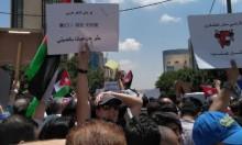 """الأردن تنتفض: """"يا حكومة هلكتونا جوعتونا ودمرتونا"""""""
