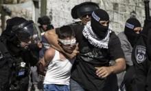 أيار  الضفة وغزة: الاحتلال يعتقل 410 بينهم 65 طفلا