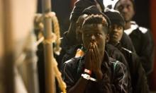 إنقاذ 158 مهاجرا واجهوا الجفاف وسوء المعاملة والتعذيب