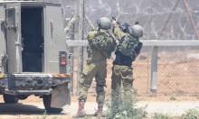 انفجار عبوة ناسفة  قرب قوة عسكرية على الحدود مع غزة