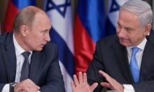 إسرائيل: لا تفاهمات مع روسيا بشأن التواجد الإيراني بسورية