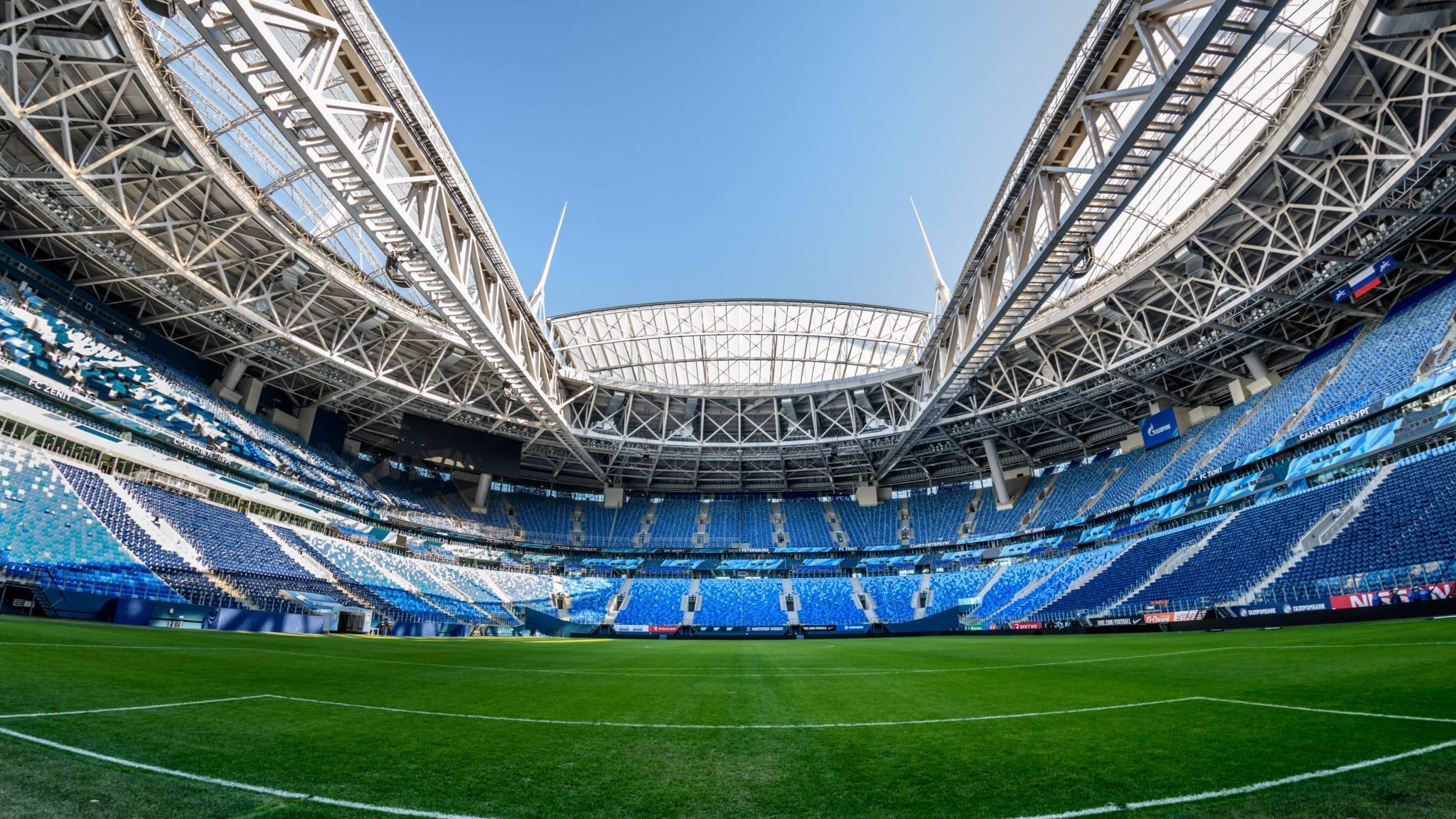 مونديال روسيا: تعرفوا على ملعب سان بطرسبرغ