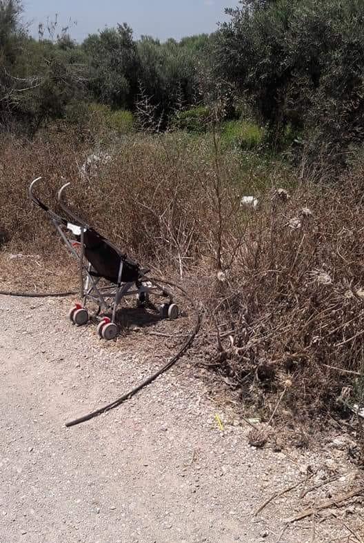 شابان من مجد الكروم يعثران على طفل قرب قرية عبلين