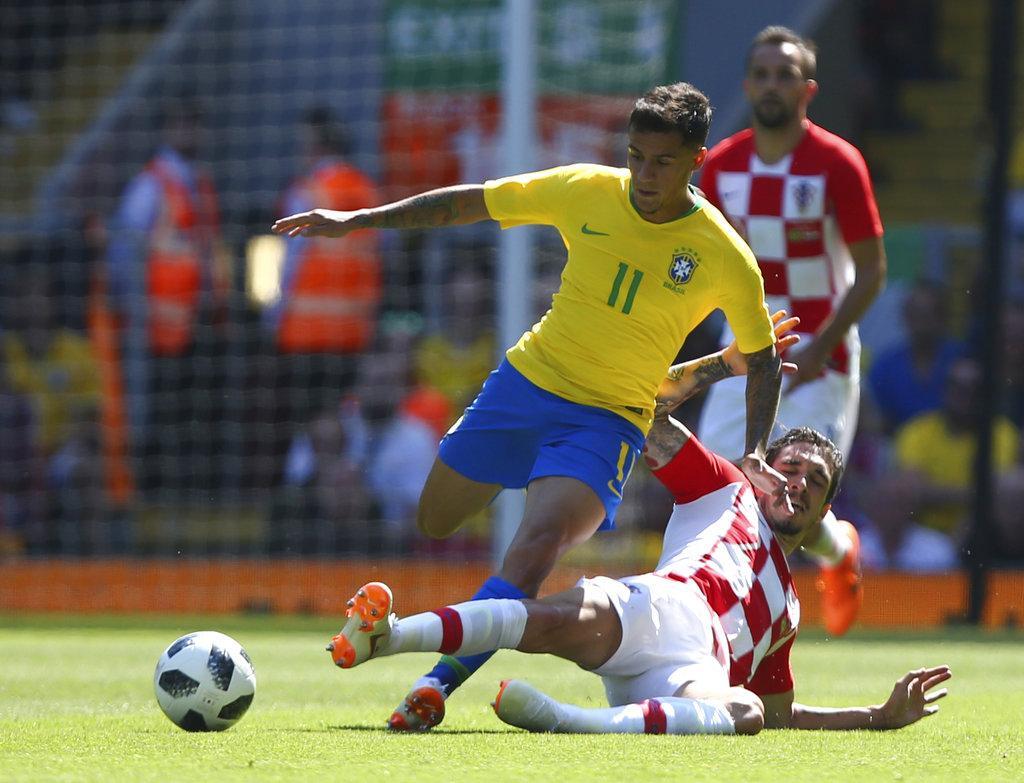 نيمار يعود من الإصابة ويقود البرازيل للفوز