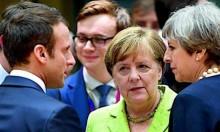 نتنياهو يبحث بأوروبا سبل احتواء إيران بسورية