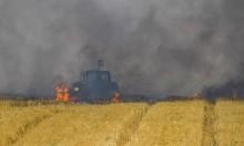 """نتنياهو يأمر بخصم التعويضات عن أضرار """"الطائرات الورقية الحارقة"""" من ميزانية السلطة"""
