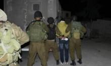 اعتقالات ومواجهات بالضفة والاحتلال يصادر آلاف الشواقل