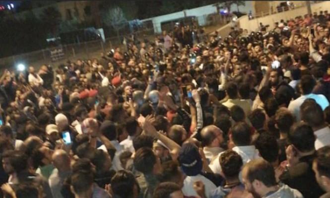 الأردن: اعتقالات ومواصلة الاحتجاج المطالبة بإسقاط الحكومة وقانون الضريبة