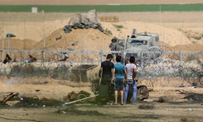 حماس: مسيرات العودة جاءت للتصدي لمحاولات تصفية القضية الفلسطينية