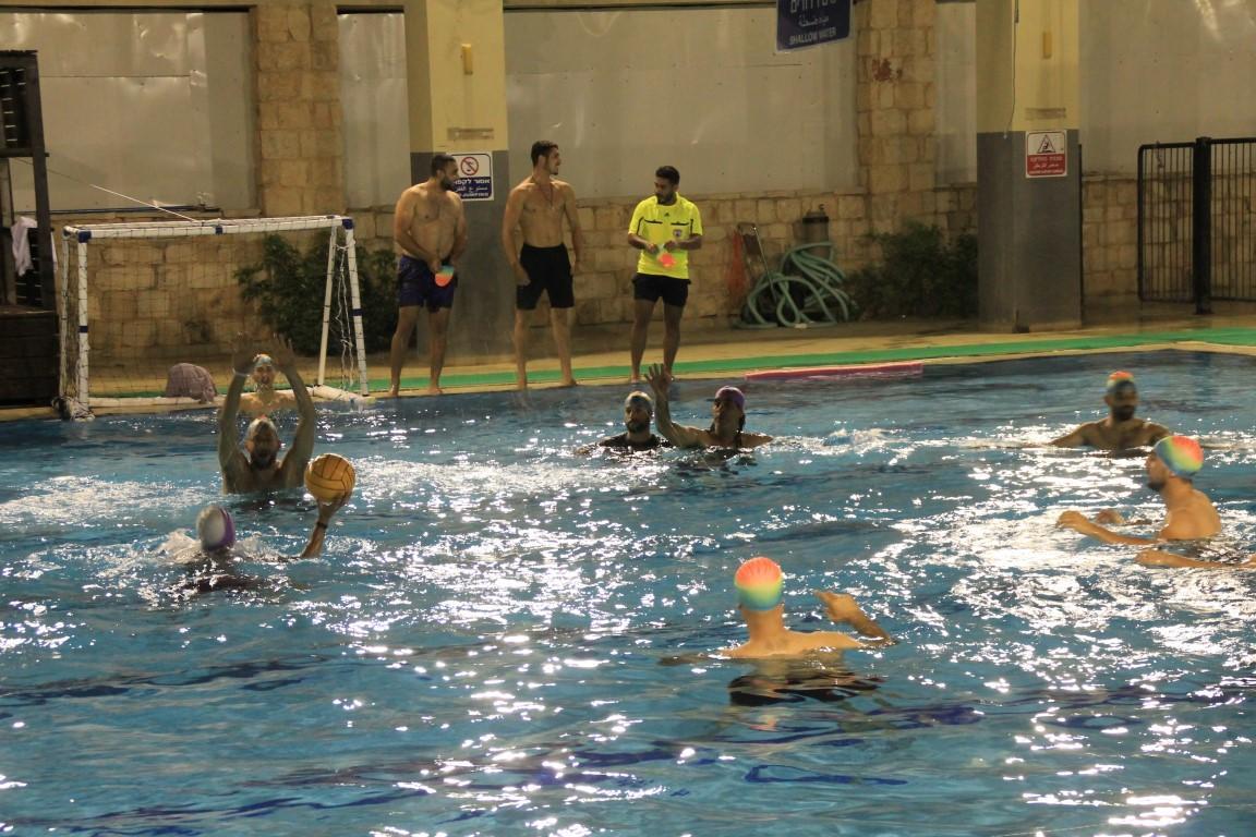 انطلاق دوري رمضان لكرة الماء في مجد الكروم