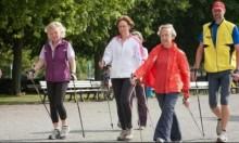 المشي ساعتين أسبوعيا لكبار السن يحسن مهارات التفكير والذاكرة
