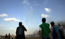 شهيد برصاص الاحتلال عند السياج الأمني بغزة