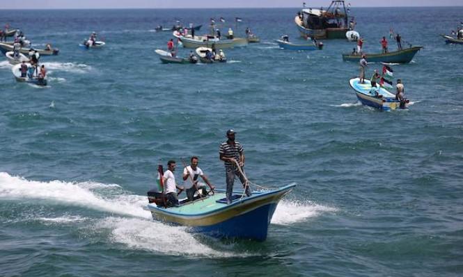 صيادو غزة: انتهاكات يومية ولقمة مغمسة بالدم