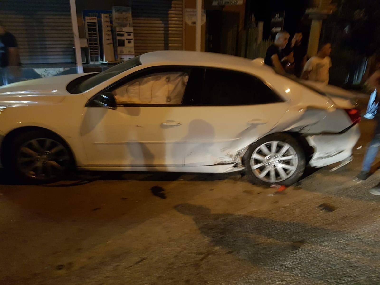 كفر ياسيف: 4 إصابات في حادث طرق