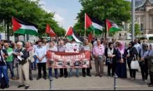 مظاهرة حاشدة في برلين رفضا وتنديدا بزيارة نتنياهو