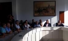 ميزانيات وأراضٍ خلافية وتعيينات في جلسة بلدية الناصرة غدًا