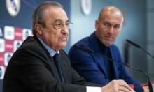 ريال مدريد يرشح مدربا جديدا لخلافة زيدان
