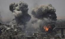 """""""أمنستي"""": قصف التحالف للرقة وصل حد جرائم حرب"""