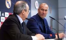 زيدان رحل عن ريال مدريد بسبب لاعب!