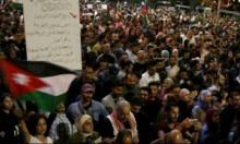 الأردن: احتجاجات ليلية ضد قانون ضريبة الدخل