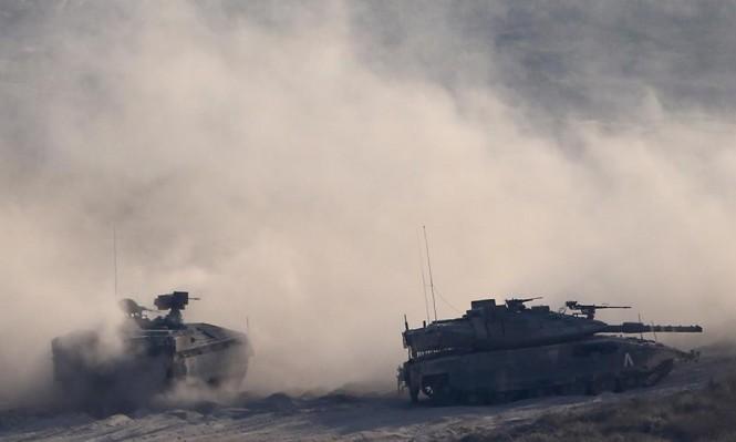 غالبية إسرائيلية تدعم الرد العسكري على مسيرات العودة