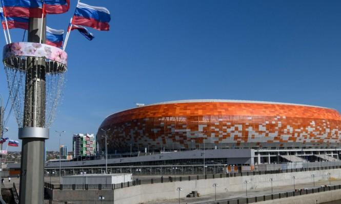"""مونديال روسيا: ماذا تعرفون عن ملعب """"موردوفيا أرينا""""؟"""