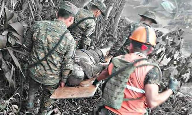 62 قتيلا جراء ثوران البركان في غواتيمالا