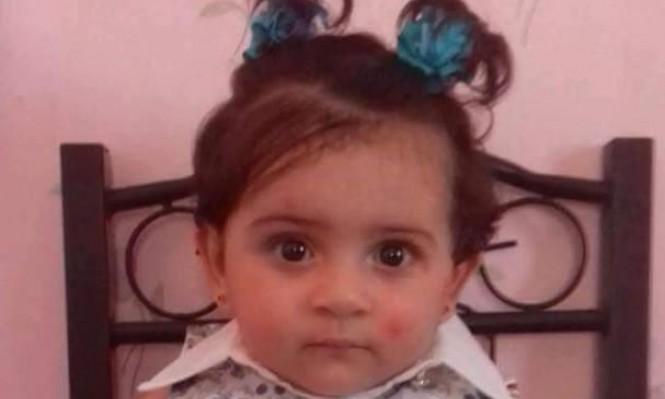الخليل: مصرع الطفلة شام وريدات في حادث دهس