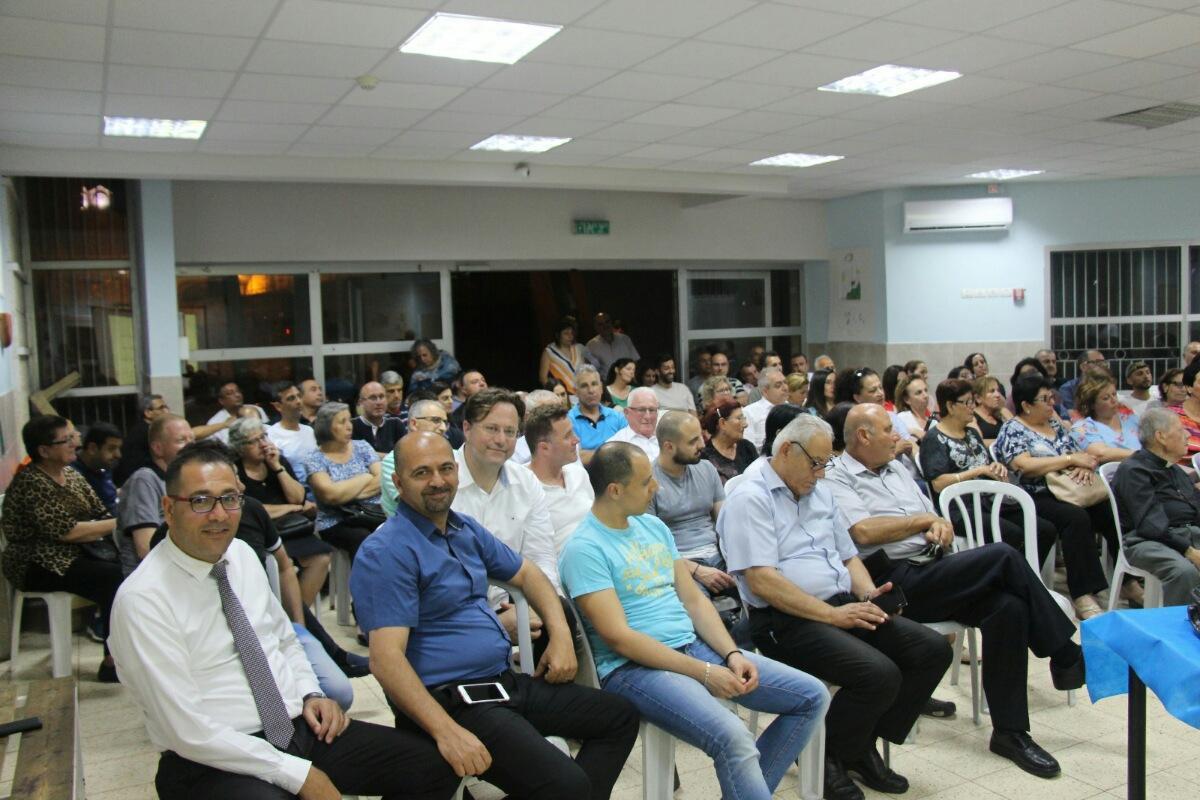 """الرملة: """"المسيحيون العرب في الشرق الأوسط: واقع، تحديات ومستقبل"""""""