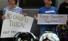 إدارة ترامب تحاول تبرير فصل أطفال المهاجرين عن ذويهم