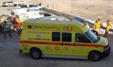 إصابة شاب في حادث عمل جنوبي البلاد