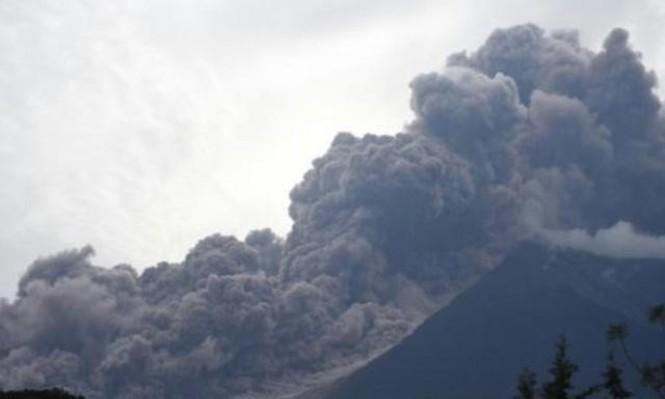 نحو 200 مفقود إثر ثوران بركان غواتيمالا