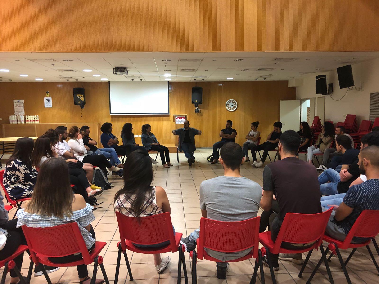 التجمع الطلابي بجامعة حيفا يُنظم إفطارا رمضانيا وفعاليات ثقافية