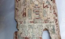 فرنسا تعيد آثارًا مصريّةً تمّ تهريبها من مصر عام 2012