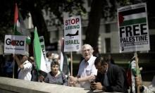 جونسون يدعو نتنياهو لتحقيق مستقل وشفاف بقتل الفلسطينيين بغزة