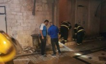 حريقان في المغار والناصرة