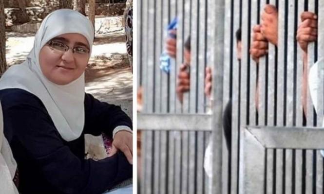 الاحتلال يمدد اعتقال عضو بلدية الخليل سوزان العويوي
