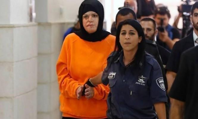 56 أسيرةً فلسطينية بسجني الدامون والشارون في معاناةٍ مستمرة