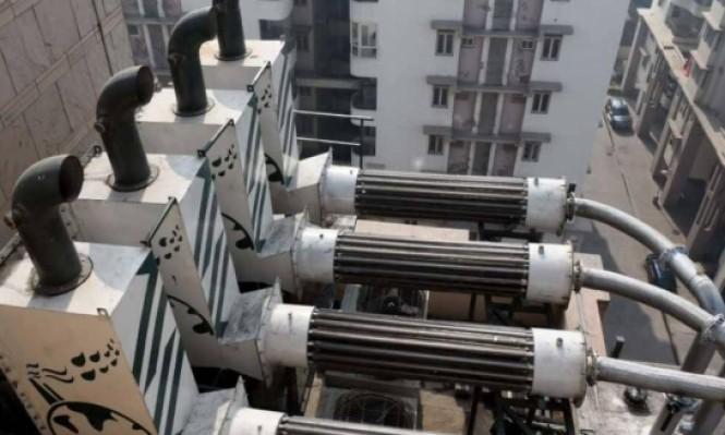 مهندسون هنود يحوّلون انبعاثات مولّدات الكهرباء إلى حبر