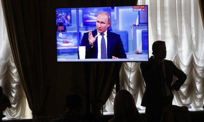 بوتين: لن نسحب كل قواتنا من سورية