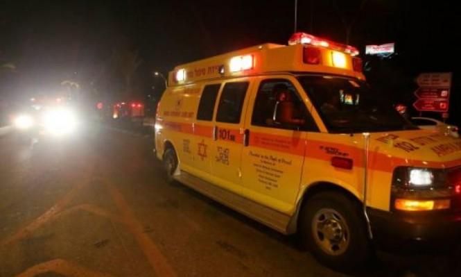 إصابة فتاة في حادث دهس قرب مفرق ساجور