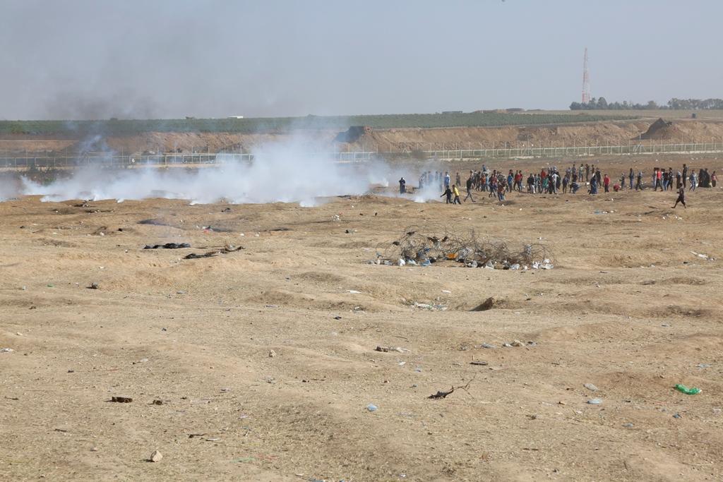 """""""مليونية القدس"""" بغزّة: 4 شهداء بينهم طفل وأكثر من 600 مُصاب"""
