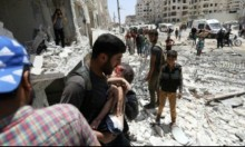 سورية: مقتل 18 مدنيا في قصف جوي