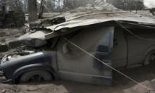 غواتيمالا: ارتفاع حصيلة ضحايا فويغو إلى 109 و 200 مفقود