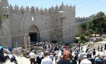 الجمعة الرابعة من رمضان: جموع الفلسطينيين تزحف إلى القدس