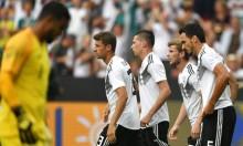 ألمانيا تهزم السعودية وديا بهدفين مقابل هدف